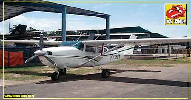 Una avioneta en la que viajaban 3 Coroneles y un Sargento se estrelló en Ciudad Bolívar