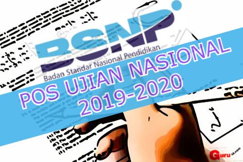 gambar POS UN 2020