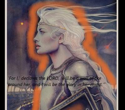 A Warrior in The Spirit by Deborah Waldron Fry