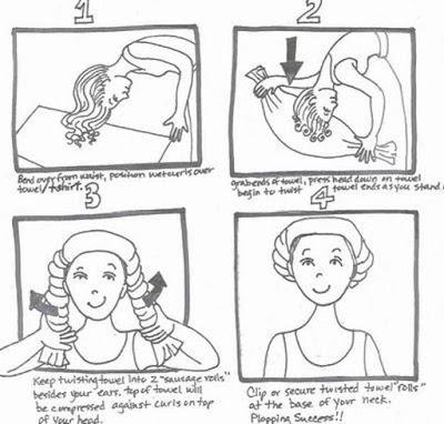 curly girl | cg | pielęgnacja włosów | loki | włosy | kręcone | plopping | stylizacja