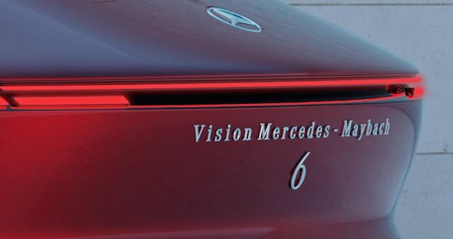 メルセデス・マイバッハ6