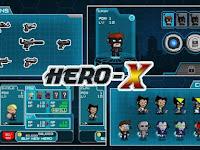 HERO-X v1.1.4 Apk Mod (Unlimited Money/Gems)