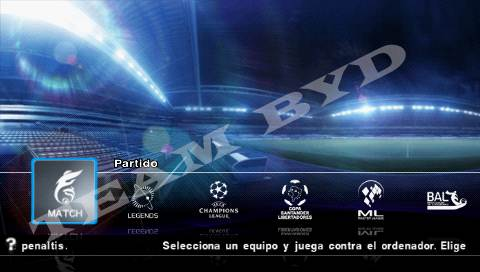 Pro Evolution Soccer 2012 PSP Patch Save DATA