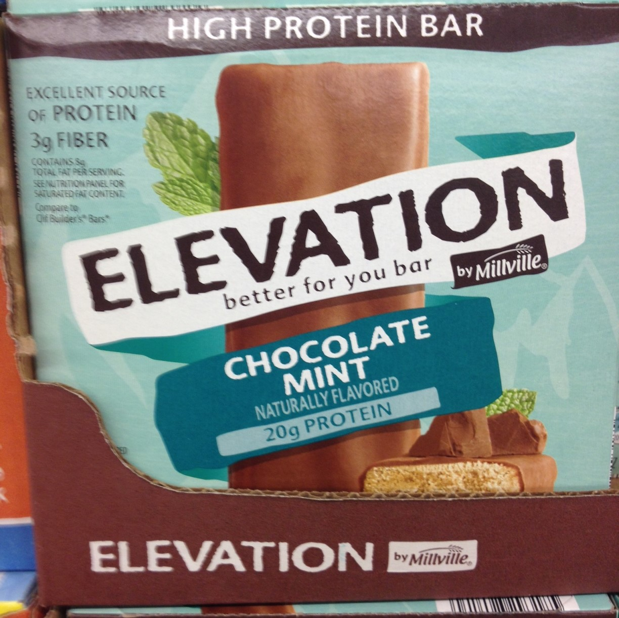 White Chocolate Mint Protein Review