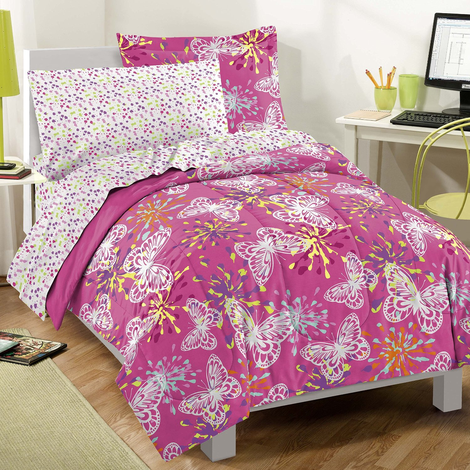 boxer butterfly getimage joe set microfiber comforter striped shop your shld url