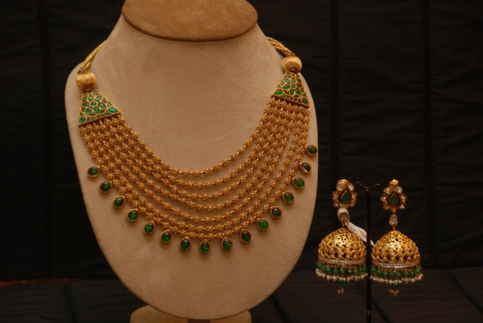 22ct Gold Bridal Jewellery