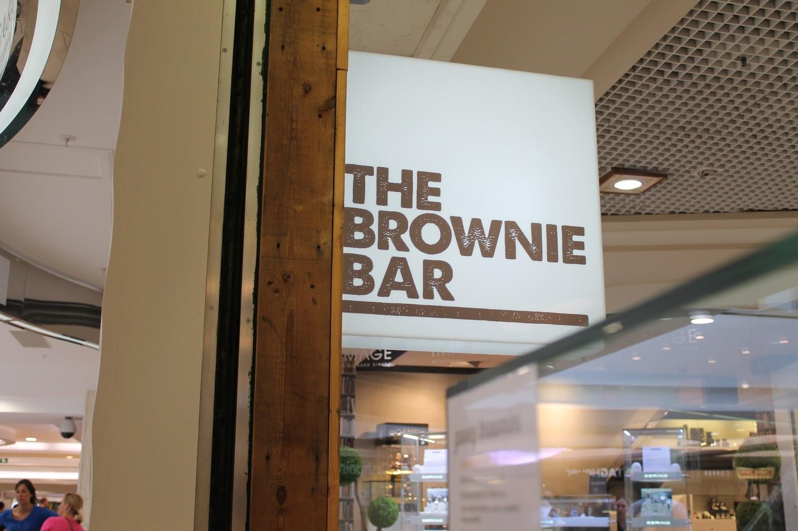 The Brownie Bar - Newcastle
