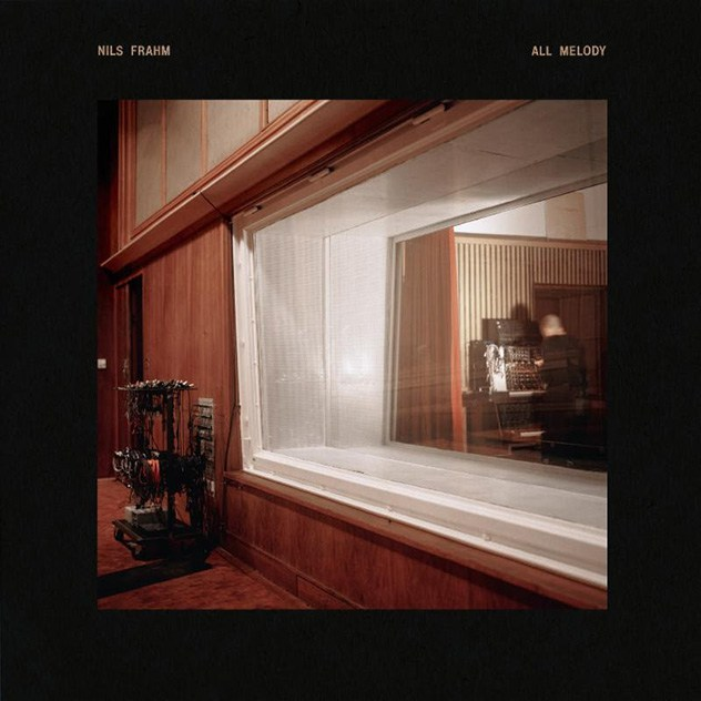 The Whole Universe Wants To Be Touched by Nils Frahm