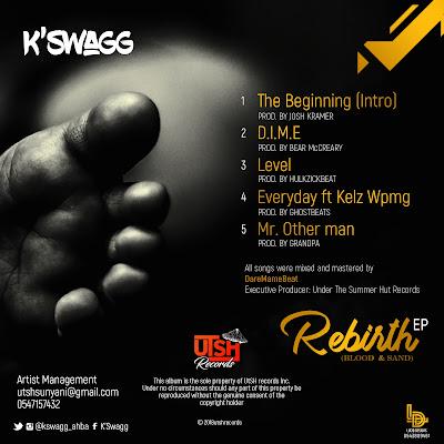 K'Swagg - Rebirth (Rebirth EP)