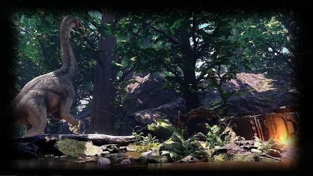 Steam Dinozor Arkaplan Resimleri 30