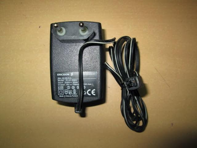 charger Ericsson R250 paus jadul