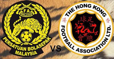 Kelayakan Piala Asia 2019: Live Streaming Keputusan Malaysia vs Hong Kong 5.9.17