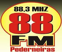 Rádio 88,3 FM de Pederneiras ao vivo
