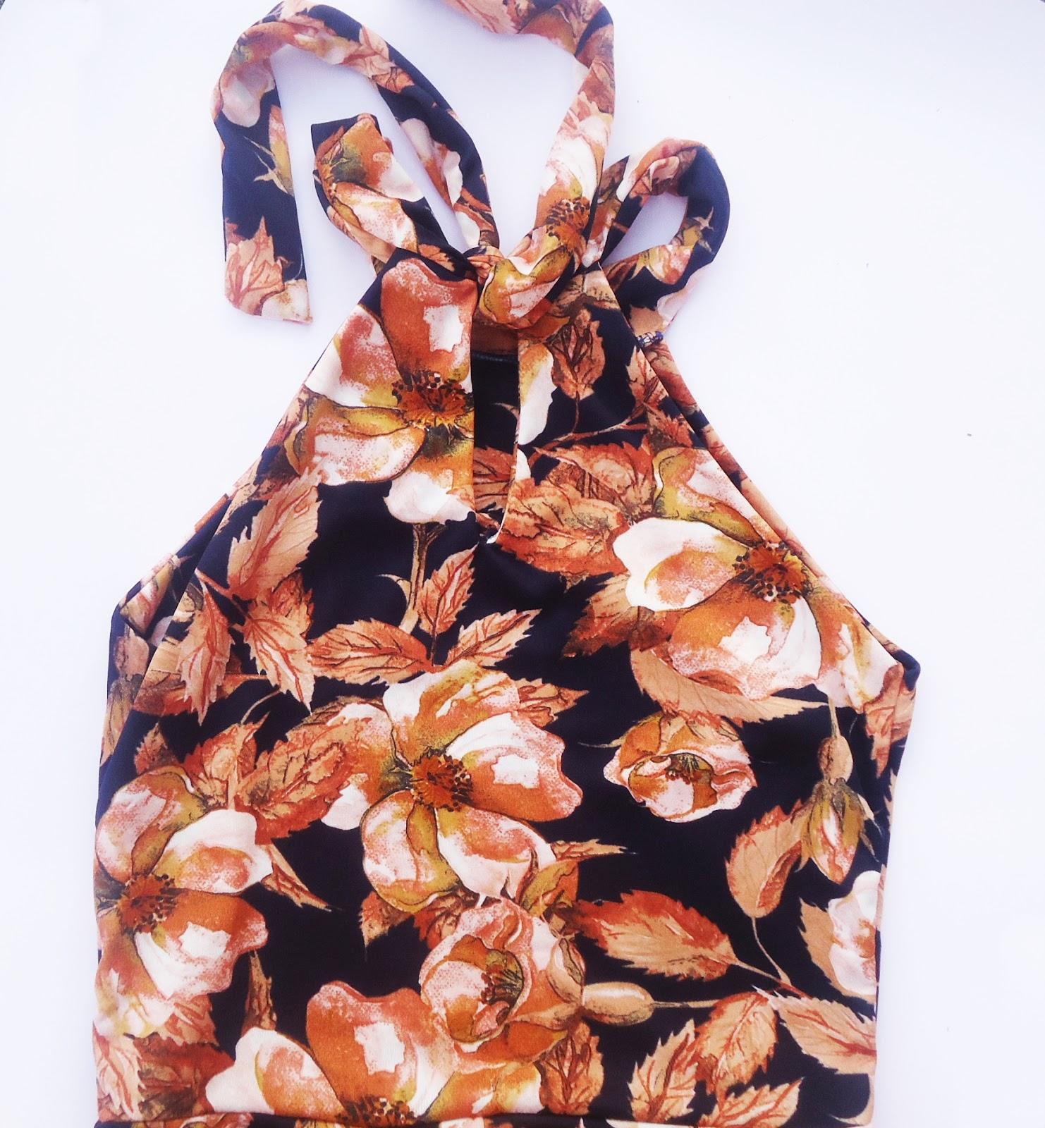 Vestido em Jersey acetinado Hiroshima