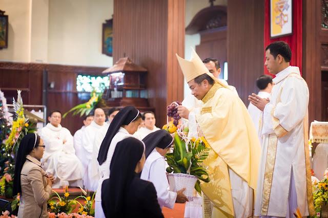 Lễ truyền chức Phó tế và Linh mục tại Giáo phận Lạng Sơn Cao Bằng 27.12.2017 - Ảnh minh hoạ 216