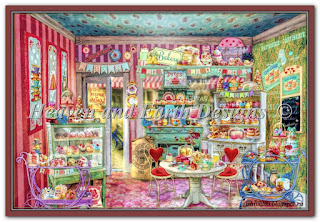 "HAED AISSSMC 15782 ""Supersized The Little Cake Shop Max Colors"""