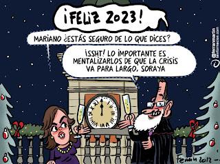 Viñeta Ferrán-Feliz 2013
