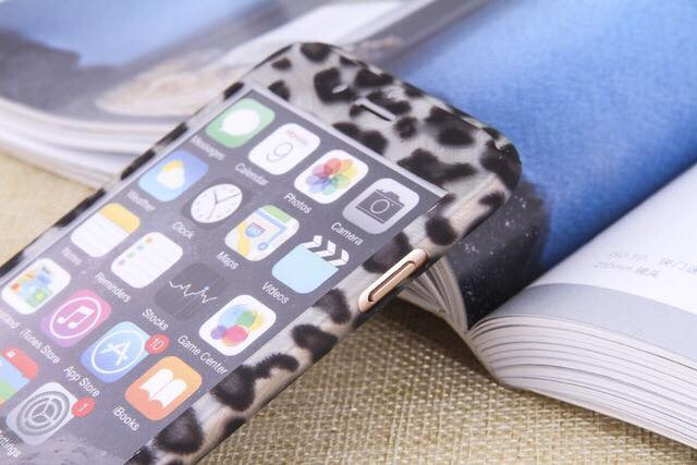 Leopard 360 Cover + ထုမကြဲမွန္