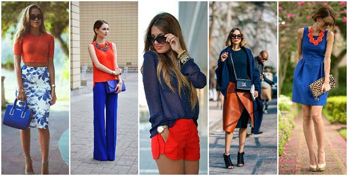 10 Farklı Kıyafet Renk Kombinasyonu