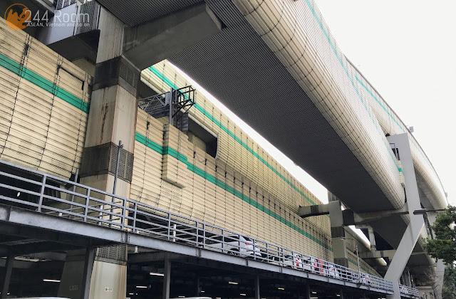 箱崎ジャンクション Hakozaki JCT