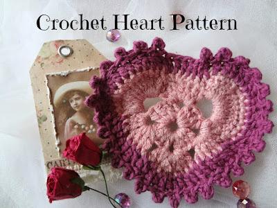 Valentine crochet