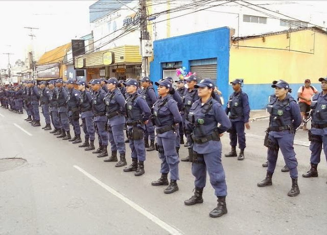 Guarda Municipal de Várzea Grande (MT): 17 anos no dia a dia