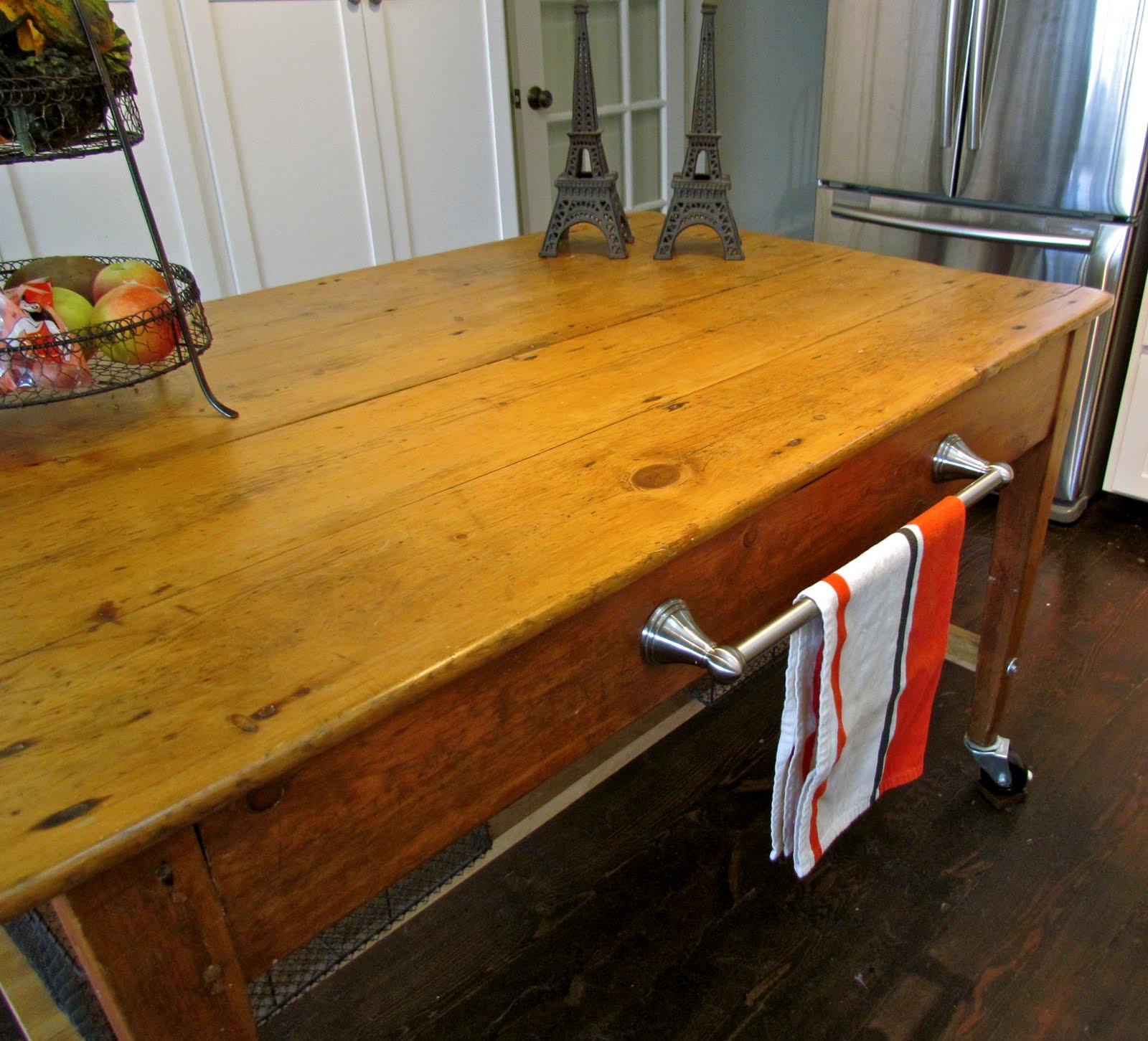 Kitchen Island Bar Diy