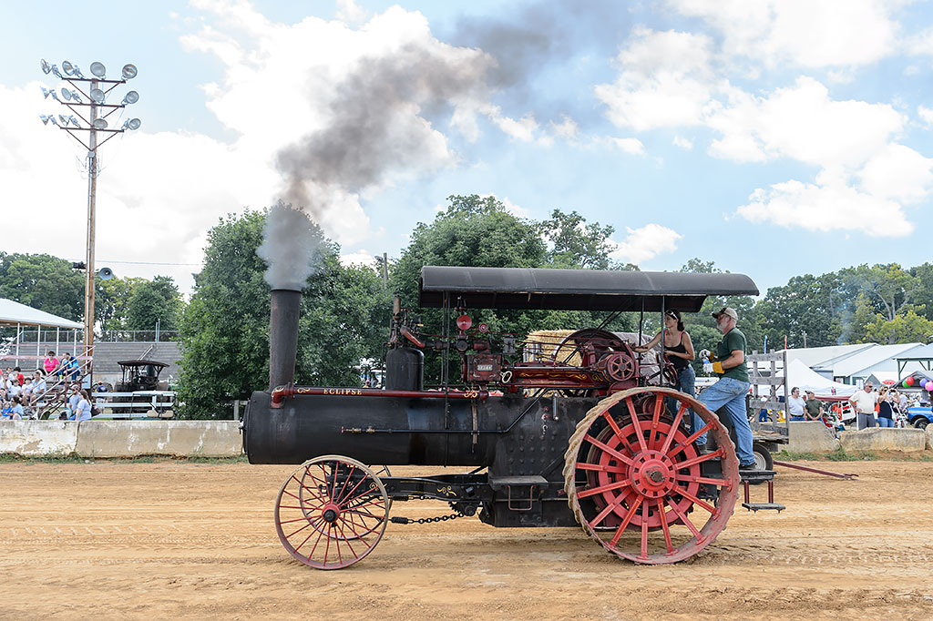 Shenandoah Valley Steam and Gas Engine Association Parade