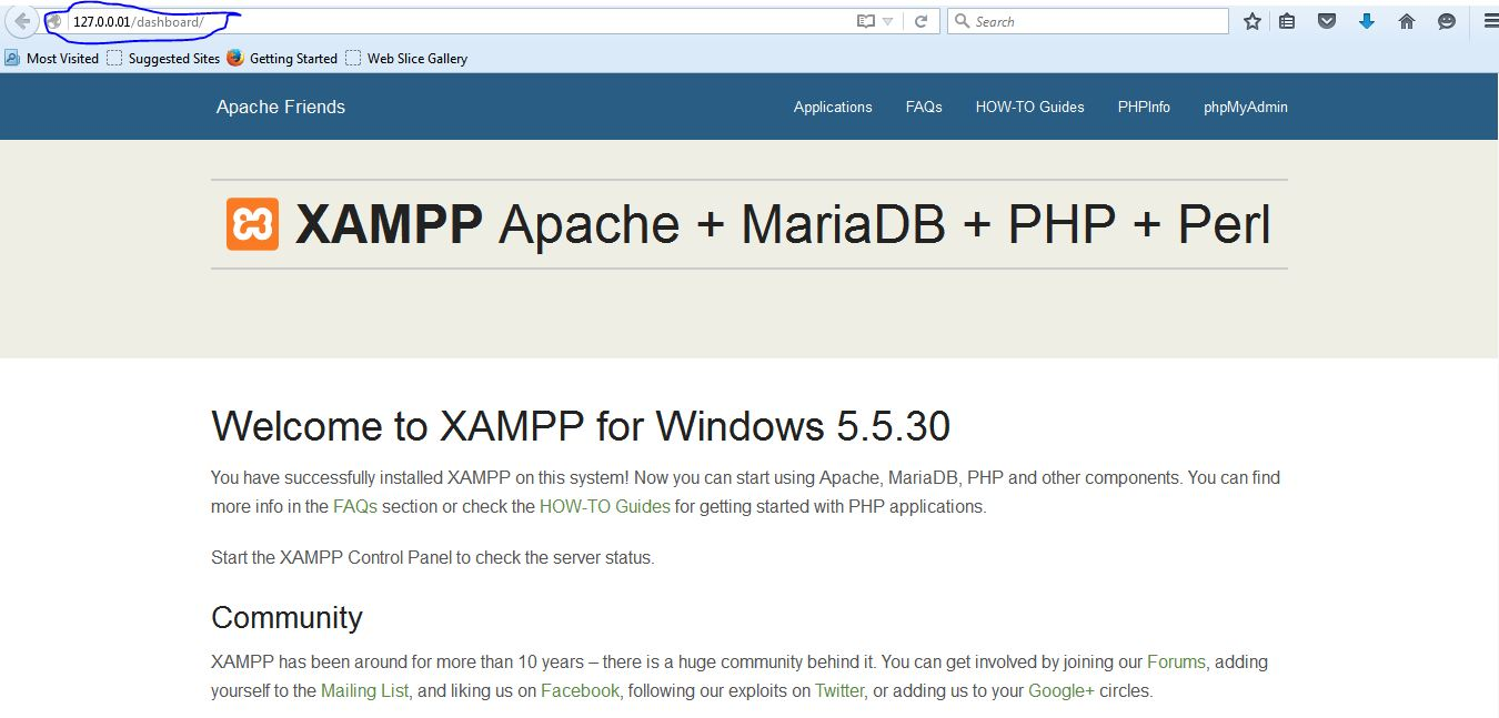 Php execute cmd file