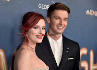 Bella Thorne looks stunnign in a designer gown at the Premiere of Midnight Sun ~  Exclusive Galleries 005.jpg