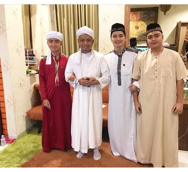 KH M Arifin Ilham Berobat Lagi ke Malaysia, Ini Permintaan Alvin