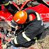 Caminhão capota e motorista morre após ficar preso às ferragens na BA-052, entre Baixa Grande e Mundo Novo