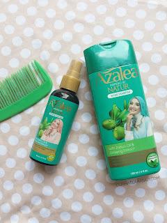 azalea perawatan rambut