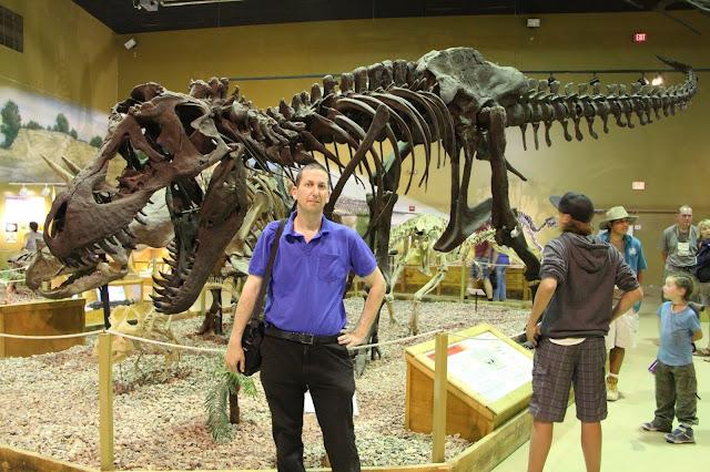 מוזיאון הדינוזאורים בוויאומינג