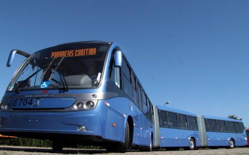 Mega BRT Neobus - Maior ônibus do mundo