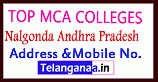 Top MCA Colleges in Nalgonda Andhra Pradesh