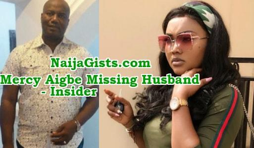 mercy aigbe missing husband