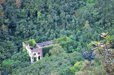 via ferata na Cima Capi ob Gardskem jezeru