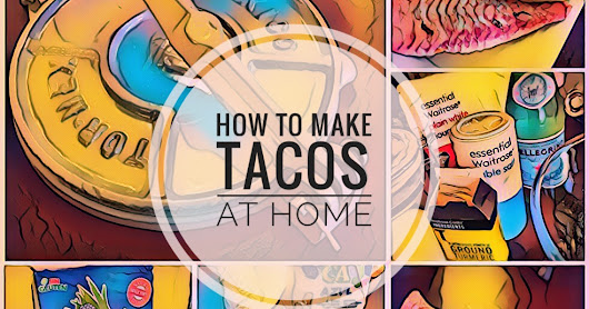 How To Make TACOS | UK | GoodKai
