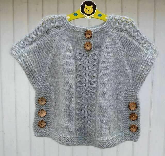 wzory szydelkiem i na drutach dla dzieci