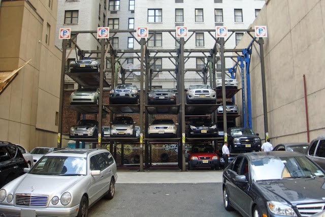 Choose Which Car Parking Lift Is Right For You 3