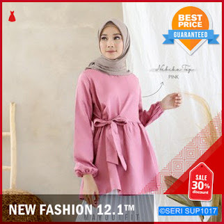 SUP1017S22 Sales Atasan Nebika Top Simple Murah BMGShop