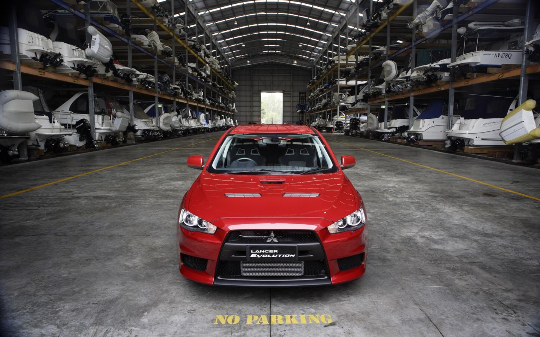 Watchcaronline Mitsubishi Evo X