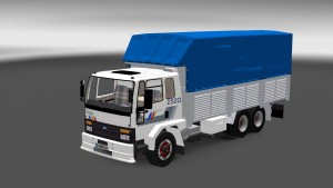 Ford Cargo 2520 truck mod