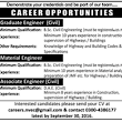 Highlway and Building Civil Engineers required in New Vision Engineers Consultants ~ Civil Engineering Blog