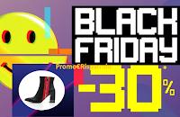 Logo Pittarello Black Friday: 30% di sconto per tutti solo per oggi e coupon 30% per sabato e domenica