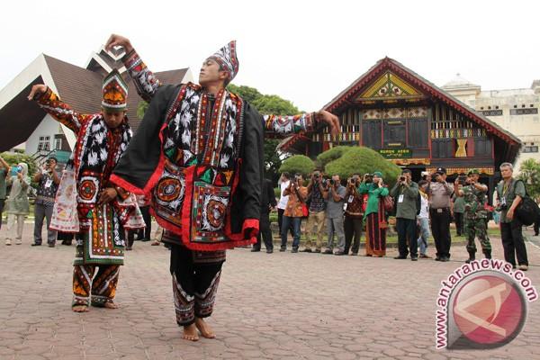 Tari Guel Tarian Tradisional Dari Aceh - Cinta Indonesia