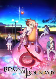 Kyoukai no Kanata - Anime supernatural terbaik Fall 2013