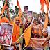 'पद्मावत': करणी सेना के कार्यकर्ताओं ने मुंबई में CBFC ऑफिस के बाहर किया प्रदर्शन