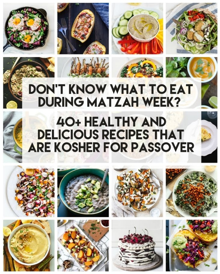 Matzah Week Recipes